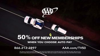 AAA TV Spot, 'The World Is Changing: Half Off New Memberships' - Thumbnail 8