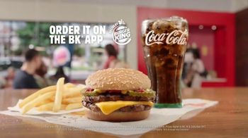 Burger King 3 for $3 TV Spot, \'Good News Call\'