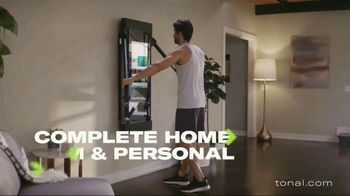 Tonal TV Spot, 'The World's Most Intelligent Home Gym'