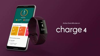 Fitbit Charge 4 TV Spot, 'The Blue Whale' - Thumbnail 8