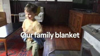 Clorox Laundry Sanitizer TV Spot, 'Our Family Blanket' - Thumbnail 3