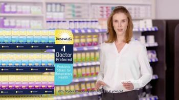Renew Life TV Spot, 'Your Immune System: 25% Off'