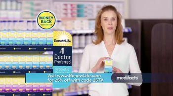 Renew Life TV Spot, 'Your Immune System: 25 Percent Off' - Thumbnail 9