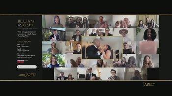 Jared TV Spot, 'Love Can't Wait: Virtual Wedding' Song by Johann Pachelbel - Thumbnail 8