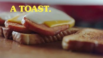 Spam TV Spot, \'A Toast\'