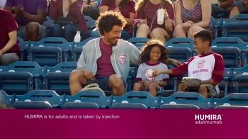 HUMIRA TV Spot, 'Baseball Game: May Be Able to Help'