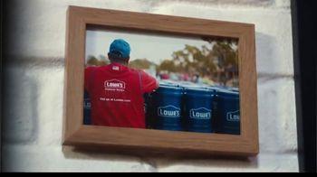 Lowe's TV Spot, 'Team' - 54 commercial airings