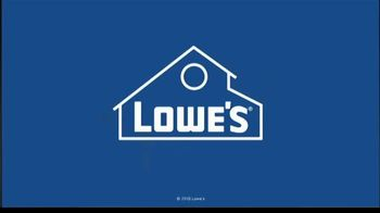 Lowe's TV Spot, 'Team' - Thumbnail 10