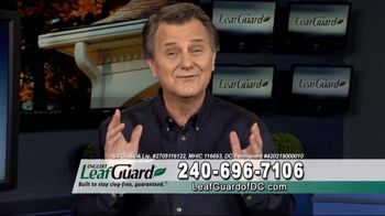 LeafGuard of DC $99 Install Sale TV Spot, 'Breeding Ground'