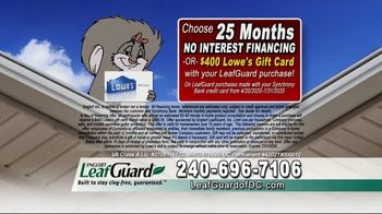 LeafGuard of DC $99 Install Sale TV Spot, 'Breeding Ground' - Thumbnail 6