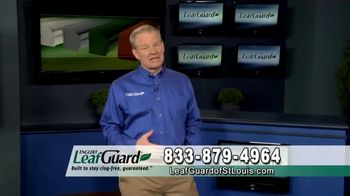 LeafGuard of St. Louis $99 Install Sale TV Spot, 'Mother Nature Never Takes the Day Off' - Thumbnail 1