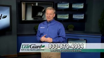 LeafGuard of St. Louis $99 Install Sale TV Spot, 'Mother Nature Never Takes the Day Off'