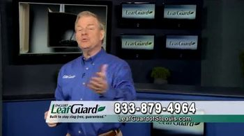 LeafGuard of St. Louis $99 Install Sale TV Spot, 'Mother Nature Never Takes the Day Off' - Thumbnail 5