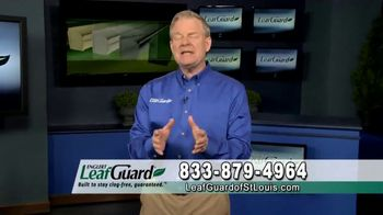 LeafGuard of St. Louis $99 Install Sale TV Spot, 'Mother Nature Never Takes the Day Off' - Thumbnail 6