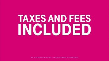 T-Mobile TV Spot, 'Taxes and Fees Included: 4 for $35' - Thumbnail 4
