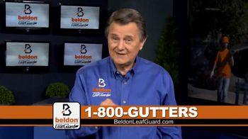 Beldon LeafGuard Spring Blowout Sale TV Spot, 'No Matter the Weather: 75% Off'