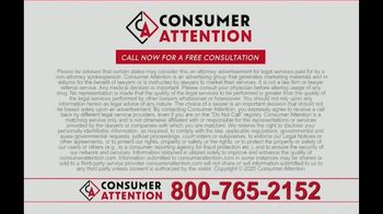 Consumer Attention TV Spot, 'Firefighters' - Thumbnail 6