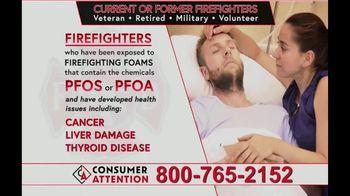 Consumer Attention TV Spot, 'Firefighters'
