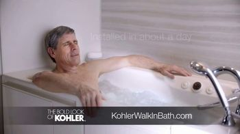 Kohler TV Spot, 'Happy to Help: Free Highline Tall Toilet With Purchase' - Thumbnail 7