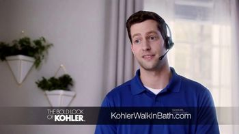 Kohler TV Spot, 'Happy to Help: Free Highline Tall Toilet With Purchase' - Thumbnail 8