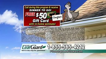 LeafGuard of Pittsburgh $99 Install Sale TV Spot, 'Replace Those Old Gutters' - Thumbnail 9