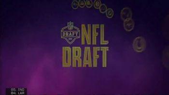 NFL Draft-A-Thon TV Spot, 'Shout Out' Feat. Jamal Adams, Sean Payton, Calais Campbell - Thumbnail 1