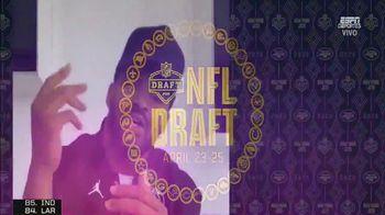 NFL Draft-A-Thon TV Spot, 'Shout Out' Feat. Jamal Adams, Sean Payton, Calais Campbell - Thumbnail 2
