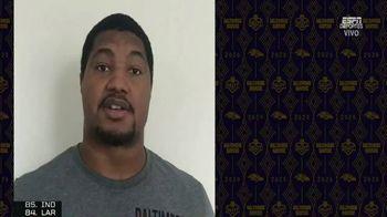 NFL Draft-A-Thon TV Spot, 'Shout Out' Feat. Jamal Adams, Sean Payton, Calais Campbell - Thumbnail 8