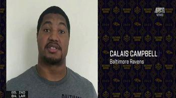 NFL Draft-A-Thon TV Spot, 'Shout Out' Feat. Jamal Adams, Sean Payton, Calais Campbell - Thumbnail 9