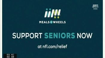 NFL Draft-A-Thon TV Spot, 'Meals on Wheels: Seniors' - Thumbnail 10