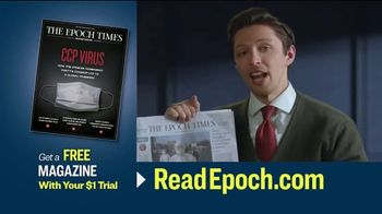 The Epoch Times TV Spot, 'How Did We Get to This Point?' - Thumbnail 10