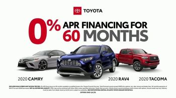 Toyota TV Spot, 'Here to Help: Now Open for Online Vehicle Sales' [T2] - Thumbnail 4
