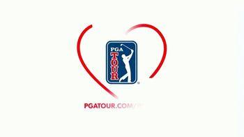 PGA TOUR TV Spot, 'A Message to PGA TOUR fans ' Ft. Justin Thomas, Jordan Spieth, Tiger Woods - Thumbnail 10
