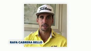 PGA TOUR TV Spot, 'A Message to PGA TOUR fans ' Ft. Justin Thomas, Jordan Spieth, Tiger Woods - 33 commercial airings