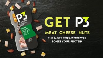 P3 Portable Protein Packs TV Spot, 'MTV: Substantial Contributions' Featuring Johnny Devenanzio - Thumbnail 8