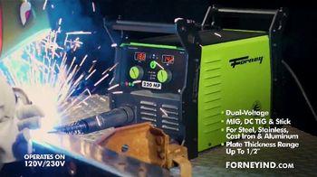 Forney Industries 220 MP Multi-Process Welder TV Spot, 'Any Welding Job' - Thumbnail 3