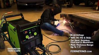 Forney Industries 220 MP Multi-Process Welder TV Spot, 'Any Welding Job' - Thumbnail 5