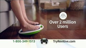 Revitive Medic Circulation Booster TV Spot, 'Get Back on Your Feet' - Thumbnail 2