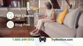 Revitive Medic Circulation Booster TV Spot, 'Get Back on Your Feet' - Thumbnail 3