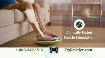 Revitive Medic Circulation Booster TV Spot, 'Get Back on Your Feet' - Thumbnail 4