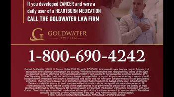 Goldwater Law Firm TV Spot, 'Heartburn Medication' - Thumbnail 9