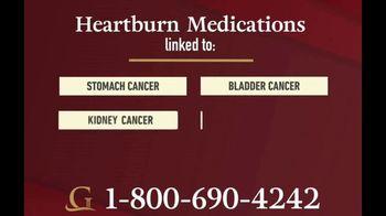 Goldwater Law Firm TV Spot, 'Heartburn Medication' - Thumbnail 6