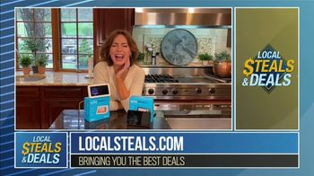 Local Steals & Deals TV Spot, 'Amazon Echo' Featuring Lisa Robertson