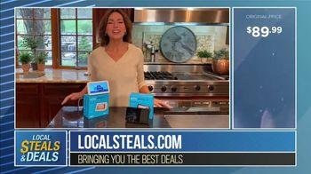 Local Steals & Deals TV Spot, 'Amazon Echo' Featuring Lisa Robertson - Thumbnail 10