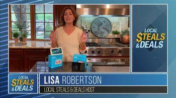 Local Steals & Deals TV Spot, 'Amazon Echo' Featuring Lisa Robertson - Thumbnail 2