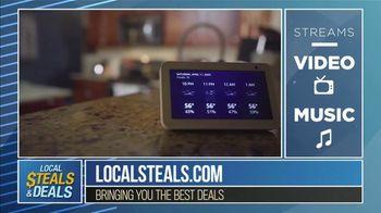 Local Steals & Deals TV Spot, 'Amazon Echo' Featuring Lisa Robertson - Thumbnail 4