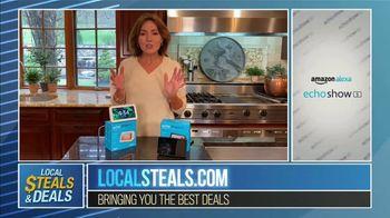 Local Steals & Deals TV Spot, 'Amazon Echo' Featuring Lisa Robertson - Thumbnail 6