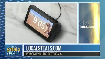 Local Steals & Deals TV Spot, 'Amazon Echo' Featuring Lisa Robertson - Thumbnail 7