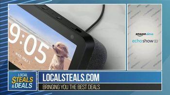 Local Steals & Deals TV Spot, 'Amazon Echo' Featuring Lisa Robertson - Thumbnail 8