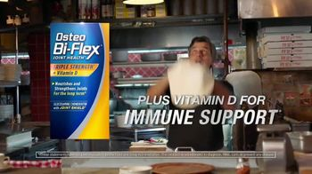 Osteo Bi-Flex Triple Strength with Vitamin D TV Spot, 'Pizza' - Thumbnail 5